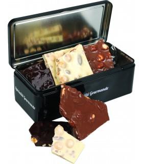 Assortiment Chocolat Casse Noir, Lait, Blanc