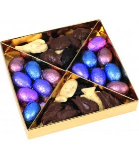 Boîte Fritures et œufs de Pâques