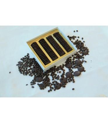 Palets Noir BIO 65% Origine Pérou