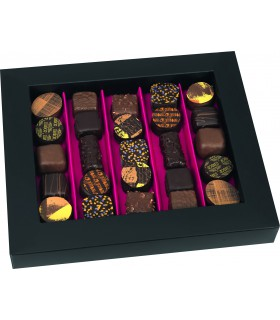 Assortiment prestige 25 chocolats