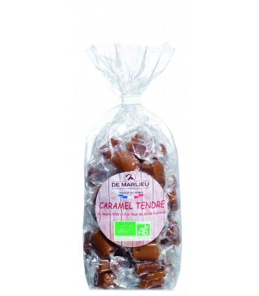 Caramels BIO à la fleur de Sel de Guérande