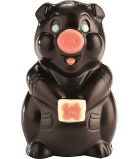 Cochon Noir+ oeufs pâtes de fruits