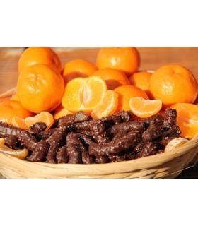 Ballotin Branches d'Oranges Noir