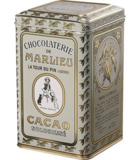 Chocolat en poudre (boîte métal)