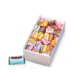 Boîte de nougats assortis