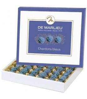 36 Chardons bleus Pralinés